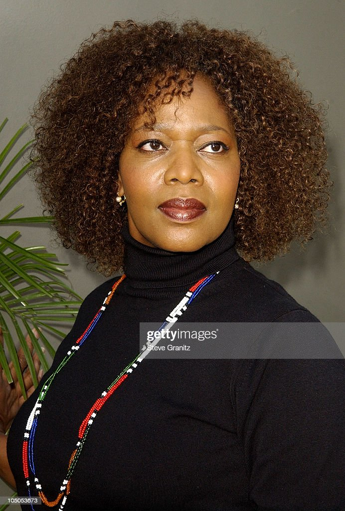 <a gi-track='captionPersonalityLinkClicked' href=/galleries/search?phrase=Alfre+Woodard&family=editorial&specificpeople=220969 ng-click='$event.stopPropagation()'>Alfre Woodard</a> during 'The Wild Thornberrys Movie' Premiere at Cinerama Dome in Hollywood, California, United States.