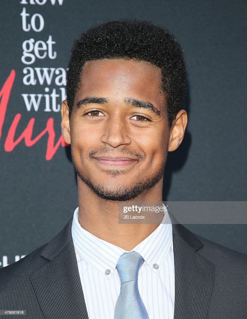 Alfred Enoch Arrives At 'how To Get Away With Murder' Atas Event Held At
