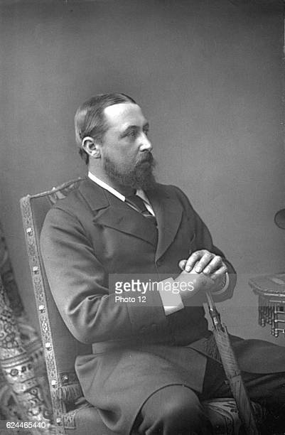 Alfred Ernest Albert Duke of Edinburgh British prince second son of Queen Victoria in 1893 succeeded his uncle as Duke of Saxe Coburg Gotha...