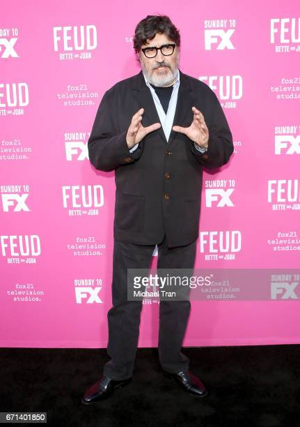 Alfred Molina arrives at FX's 'Feud Bette And Joan' FYC event held at The Wilshire Ebell Theatre on April 21 2017 in Los Angeles California