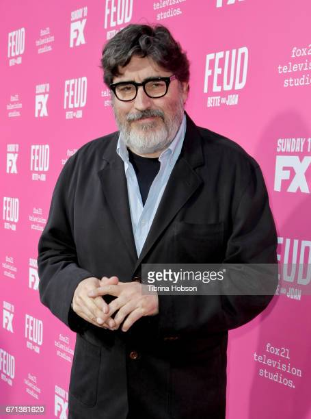Alfred Molina attends FX's 'Feud Bette And Joan' FYC event at The Wilshire Ebell Theatre on April 21 2017 in Los Angeles California
