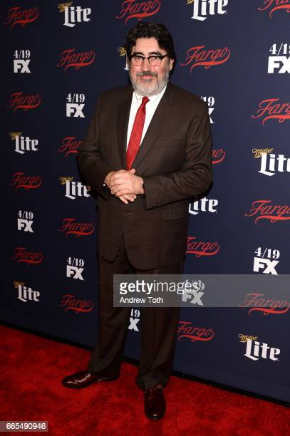 Alfred Molina attends the FX Network 2017 AllStar Upfront at SVA Theater on April 6 2017 in New York City