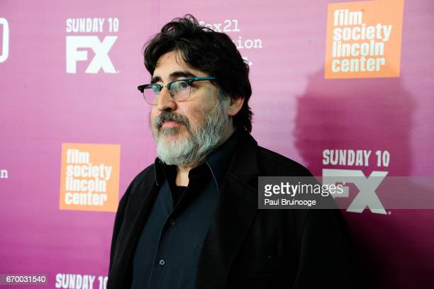 Alfred Molina attends the 'Latin History For Morons' Opening Night Celebration at The Public Theater on March 27 2017 in New York City