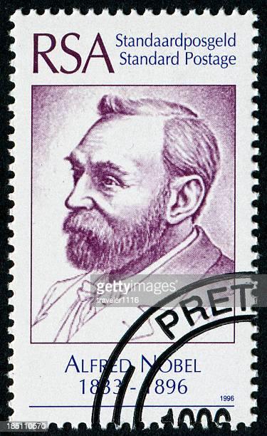 Alfred Nobel Carimbo