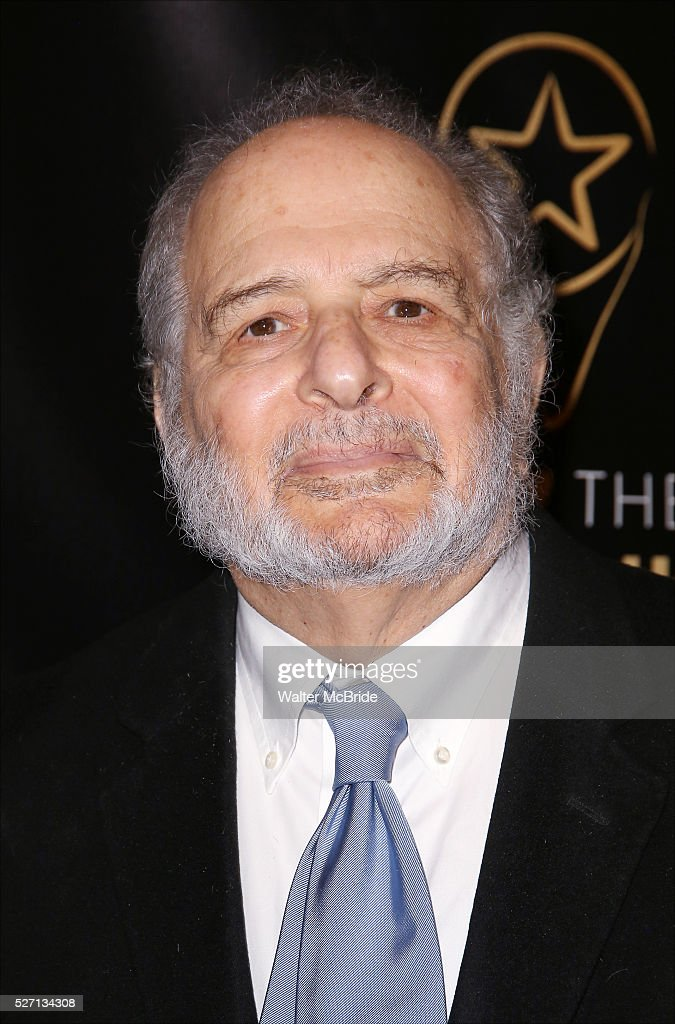 Alfred Uhry attends the 31st Annual Lucille Lortel Awards at NYU Skirball Center on May 1, 2016 in New York City.