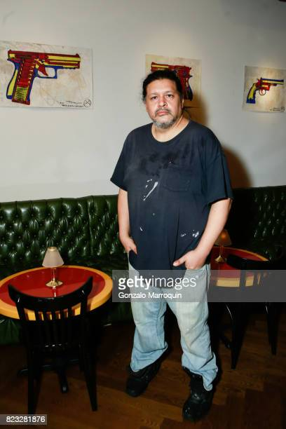 Alfredo Martinez attends the Azadian Group Summer Party at the San Remo on July 26 2017 in New York City