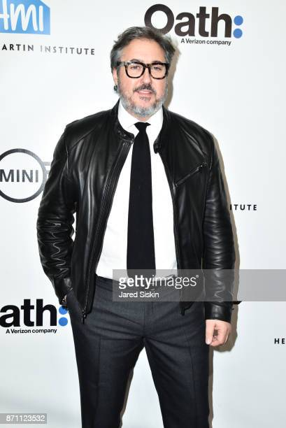 Alfredo Paredes attends HetrickMartin Institute's 2017 'Pride Is' Emery Awards at Cipriani Wall Street on November 6 2017 in New York City