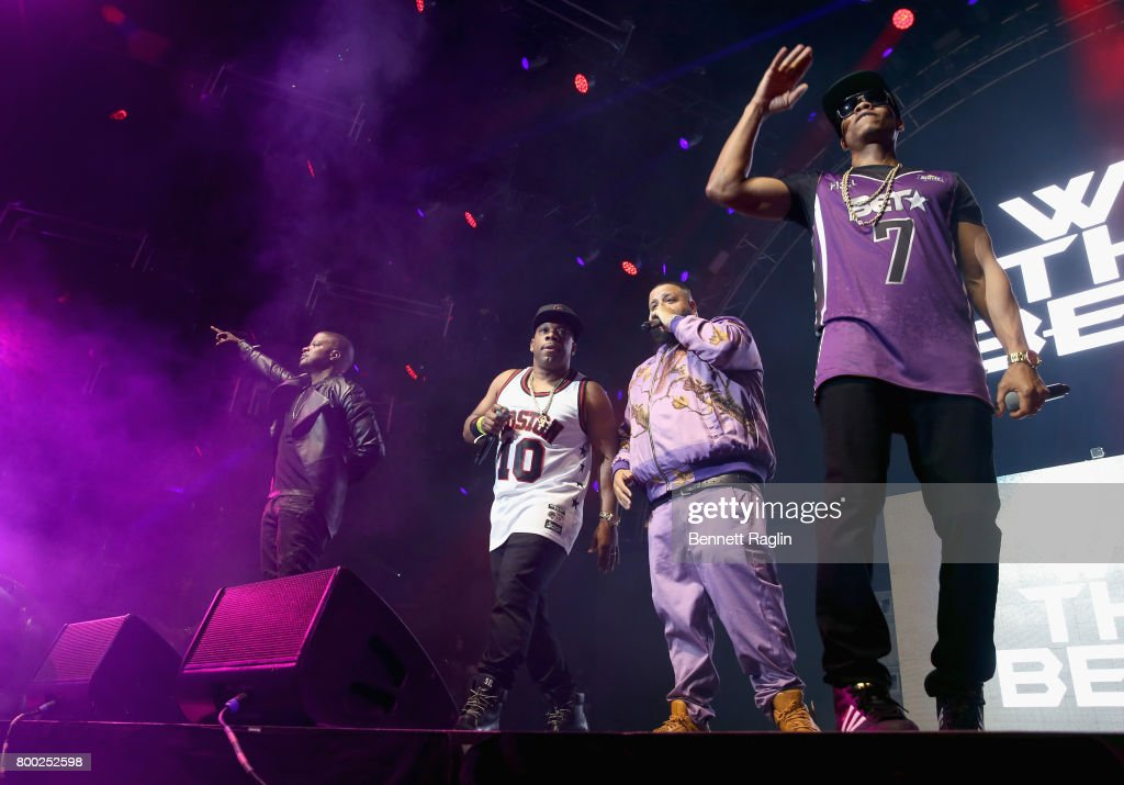 2017 BET Experience - STAPLES Center Concert Presented By Coca-Cola - Night 2