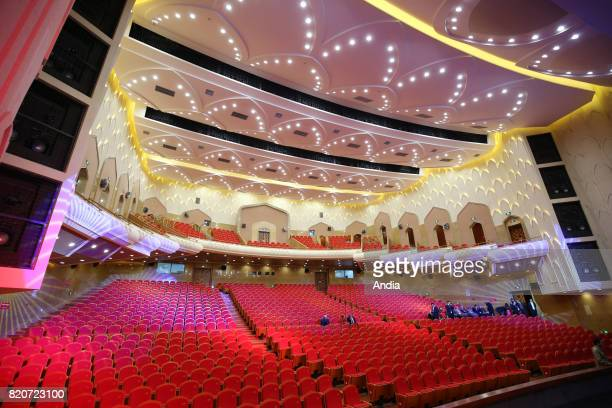 Algiers Opera House in the district of Ouled Fayet