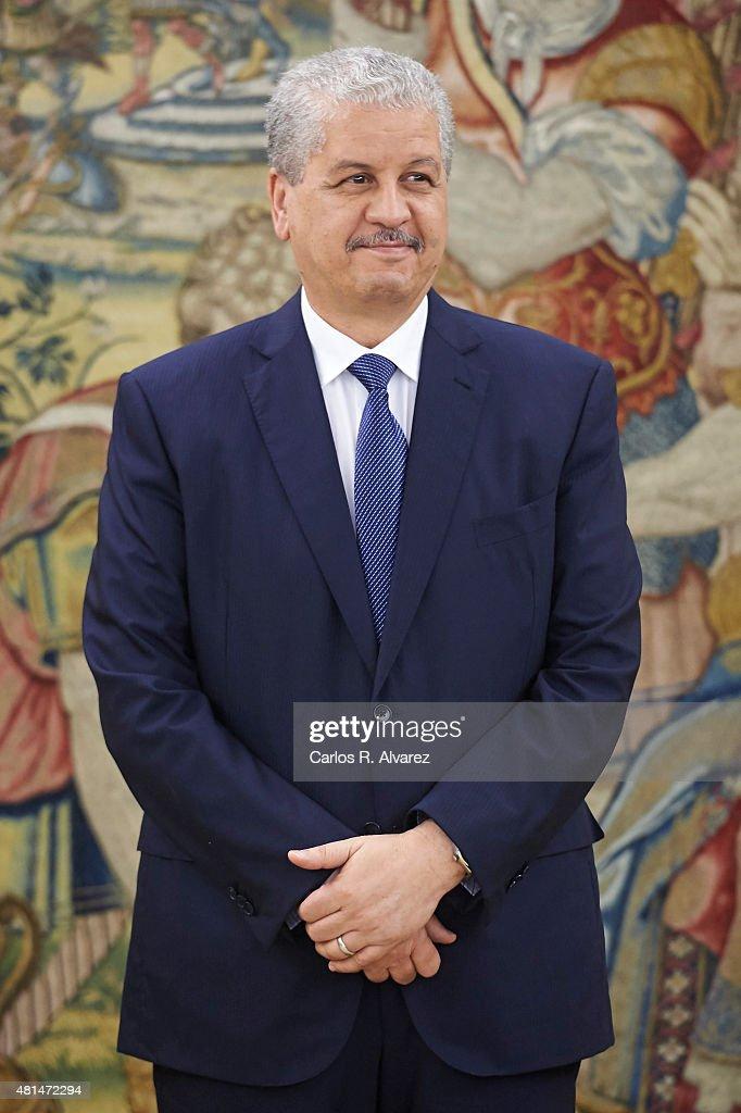 King Felipe VI Of Spain Attends Several Audiences