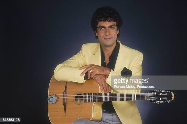 Algerian Singer Enrico Macias