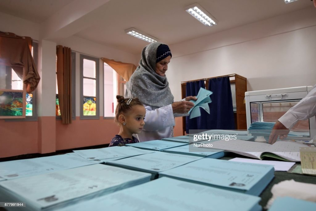 Local elections in Algeria