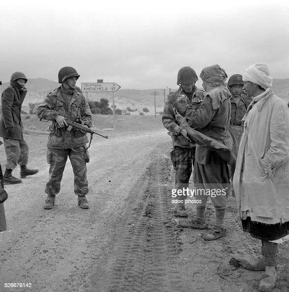Algerien Krieg