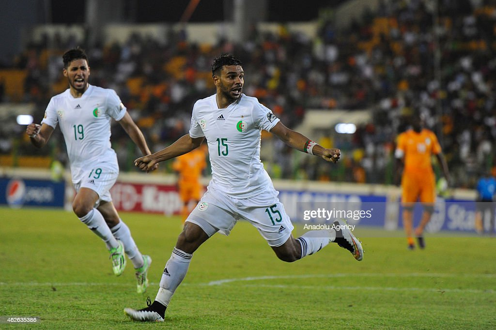Ivory Coast vs Algeria: 2015 African Cup of Nations