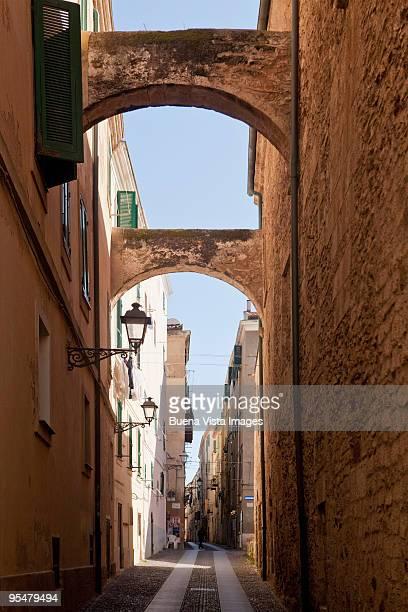 Alghero. Sassari province, Sardinia, Italy