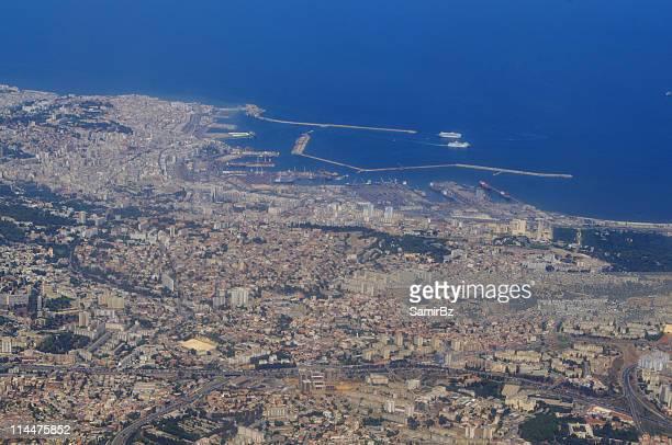 Algiers air view