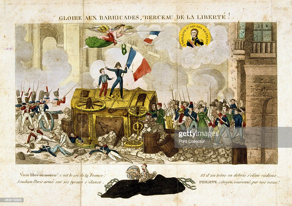 a history of the reign of king louis philippe of france On 10 june 1837, king louis-philippe officially opened the history galleries of   the museum presents the history of monarchical and christian france from the  reign of clovis in the 5th century up to the accession of louis-philippe thanks to.