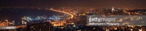 Algiers-Algeria at night