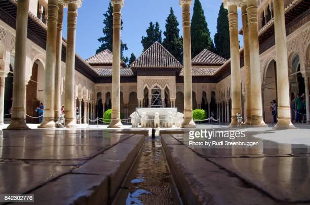 Alhambra, Lions Court