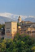 Alhambra Palace. Unesco.