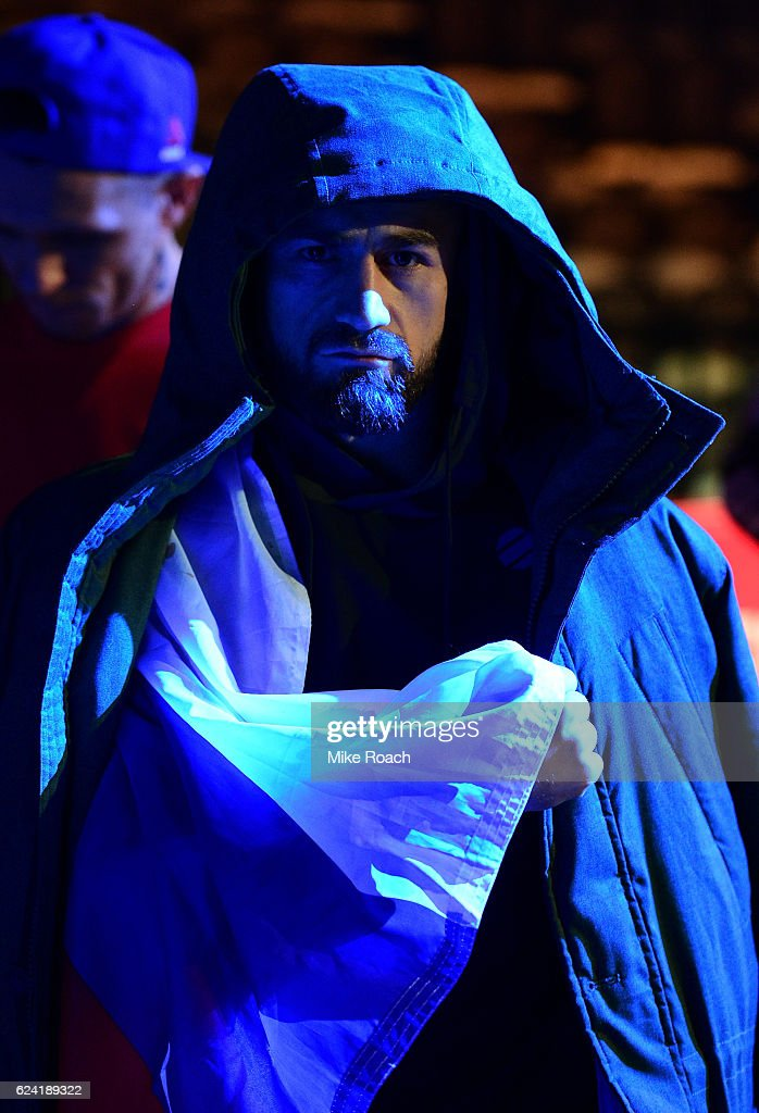 UFC Fight Night Weigh-Ins