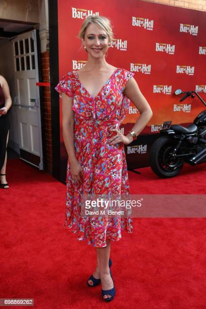 Ali Bastian attends the press night performance of 'Bat Out Of Hell The Musical' at The London Coliseum on June 20 2017 in London England
