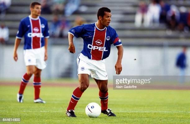 Ali Benarbia Paris Saint Germain / Teplice Match Amical Photo Alain Gadoffre / Icon Sport