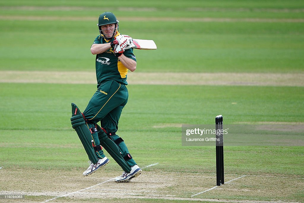 Nottinghamshire v Essex - Clydesdale Bank 40
