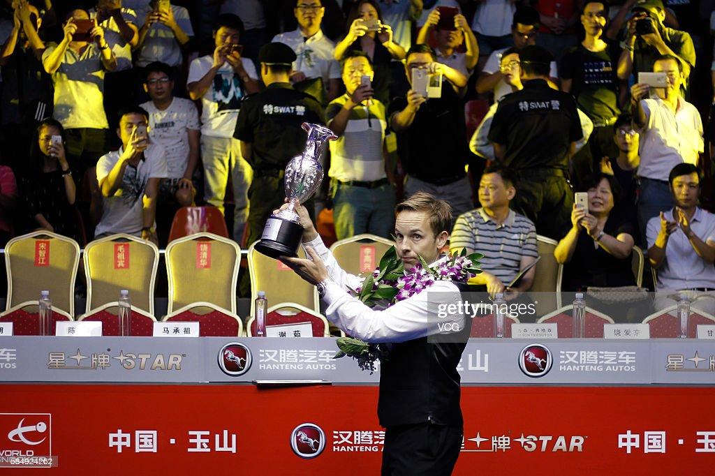 World Open 2016 - Final
