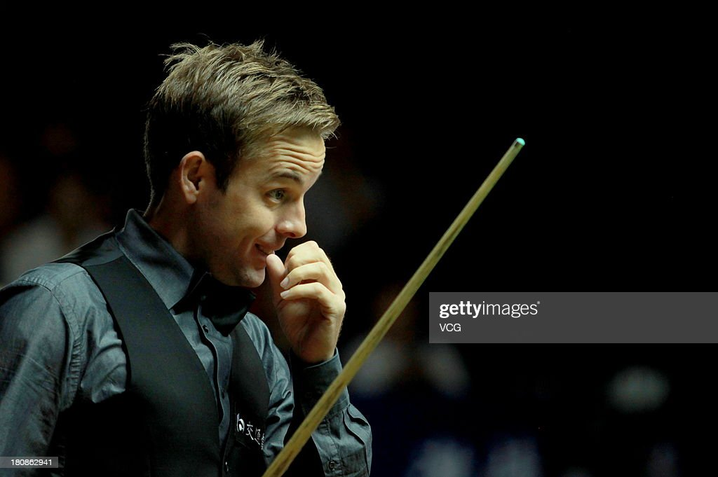2013 World Snooker Shanghai Masters - Day 2