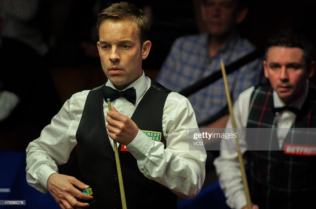 2015 Betfred World Snooker Championship - Day 4