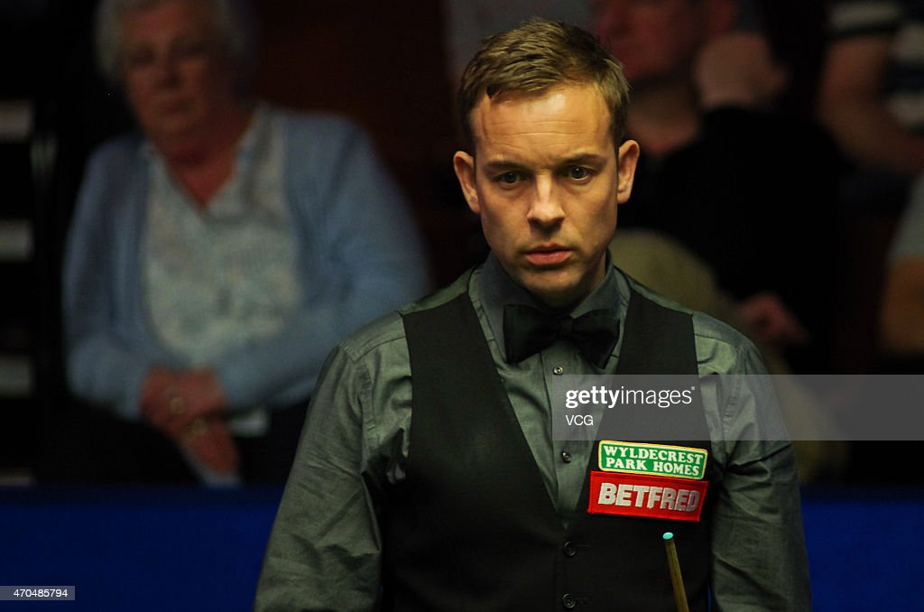 2015 Betfred World Snooker Championship - Day 3