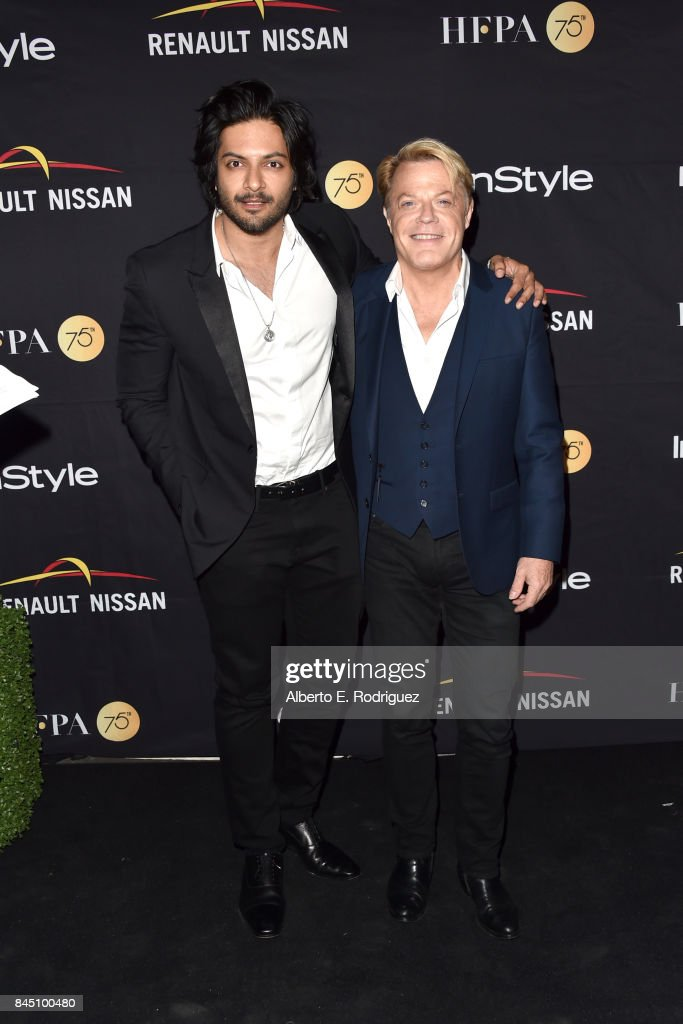 HFPA & InStyle Annual Celebration Of 2017 Toronto International Film Festival - Arrivals