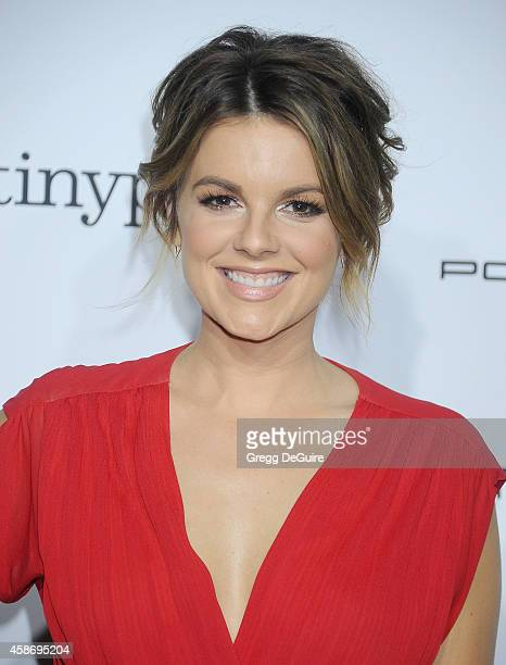 Ali Fedotowsky arrives at the 2014 Baby2Baby Gala presented by Tiffany Co honoring Kate Hudson at The Book Bindery on November 8 2014 in Culver City...