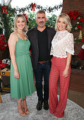 "Celebrities Visit Hallmark's ""Home and Family"""