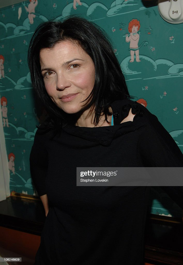<a gi-track='captionPersonalityLinkClicked' href=/galleries/search?phrase=Ali+Hewson&family=editorial&specificpeople=210576 ng-click='$event.stopPropagation()'>Ali Hewson</a> during Mercedes-Benz Fashion Week Fall 2007 - Edun - Presentation and After Party at The Box in New York City, New York, United States.