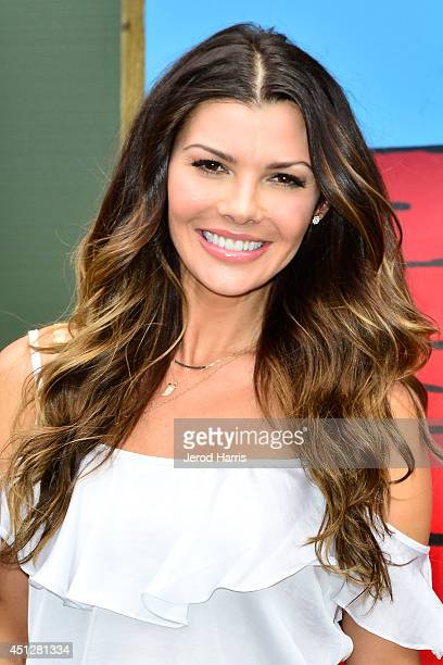 Ali Landry attends Camp Snoopy's 30th anniversary VIP party at Knott's Berry Farm on June 26 2014 in Buena Park California