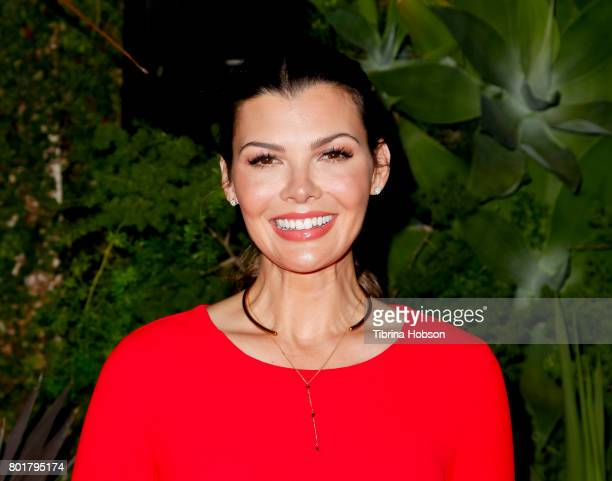 Ali Landry attends the Raze Launch Party at Smogshoppe on June 26 2017 in Los Angeles California