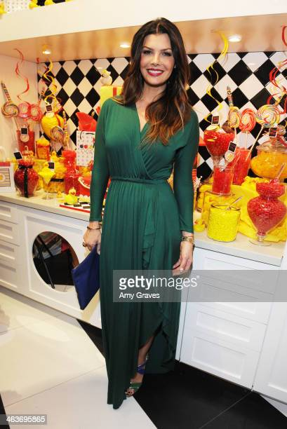 Ali Landry attends Vanessa Simmons Baby Shower at Sugar Factory Hollywood on January 18 2014 in Los Angeles California