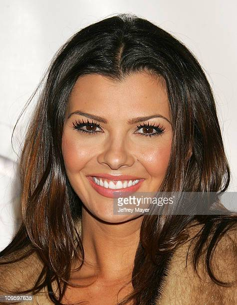 Ali Landry during CBS/Paramount/UPN/Showtime/King World 2006 TCA Winter Press Tour Party Arrivals at The Wind Tunnel in Pasadena California United...