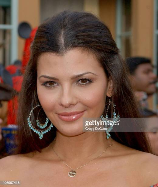 Ali Landry during World Premiere of Walt Disney Pictures' 'Pirates of the Caribbean Dead Man's Chest' Arrivals at Disneyland in Anaheim California...