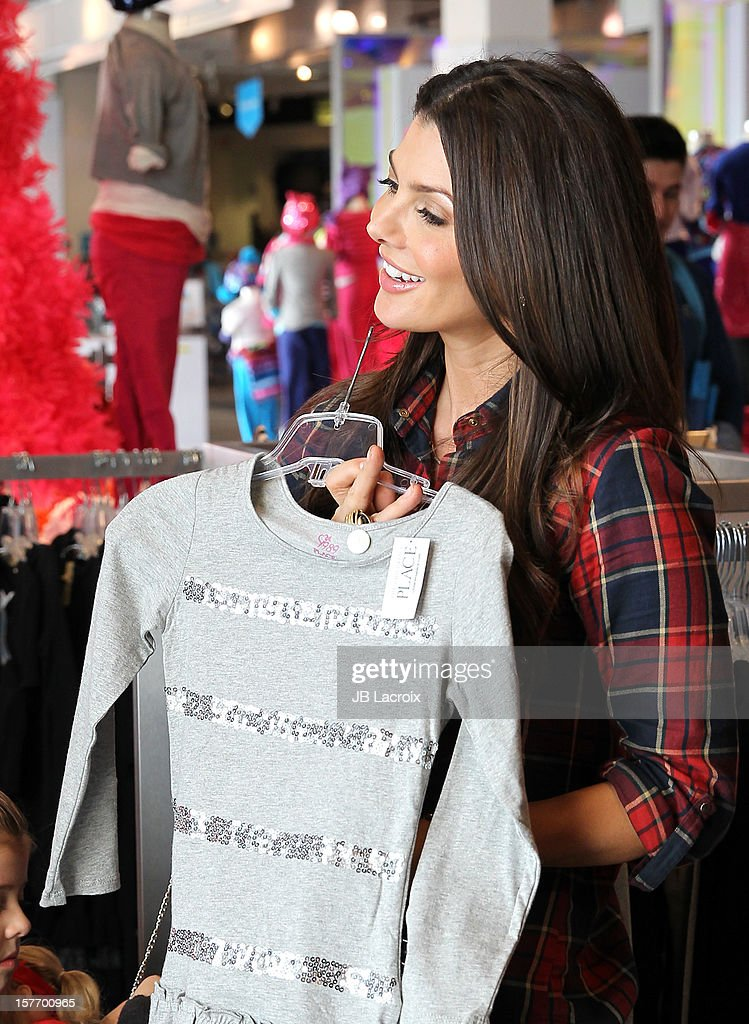 <a gi-track='captionPersonalityLinkClicked' href=/galleries/search?phrase=Ali+Landry&family=editorial&specificpeople=543155 ng-click='$event.stopPropagation()'>Ali Landry</a> is seen shopping at The Children's Place on December 5, 2012 in Los Angeles, California.