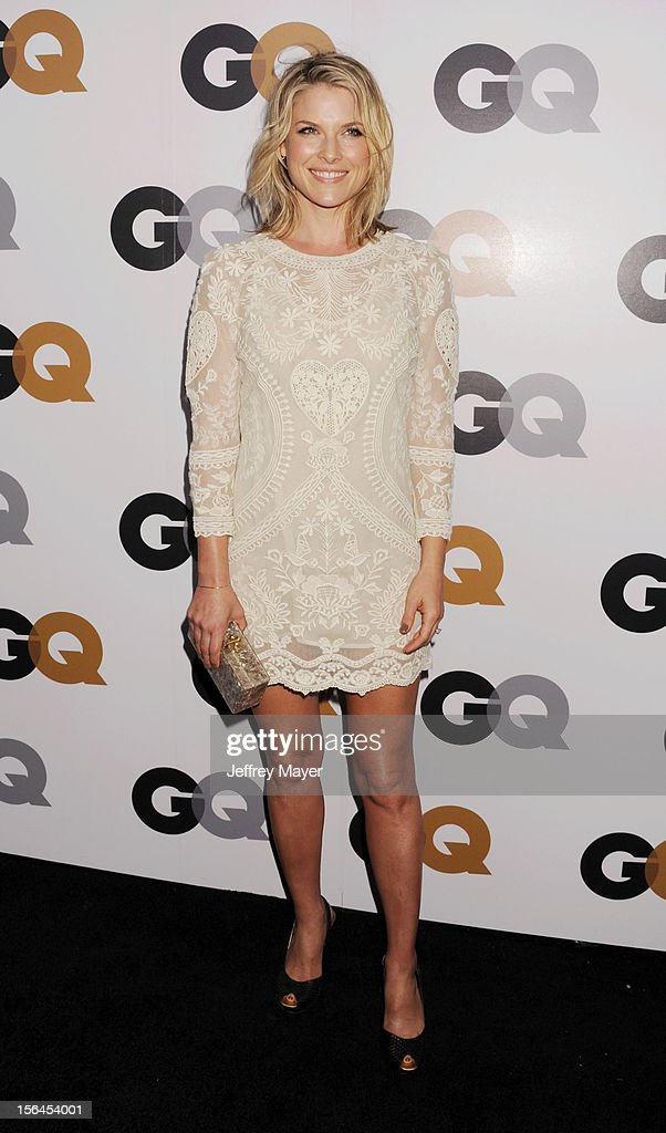 Ali Larter arrives at the GQ Men Of The Year Party at Chateau Marmont Hotel on November 13, 2012 in Los Angeles, California.