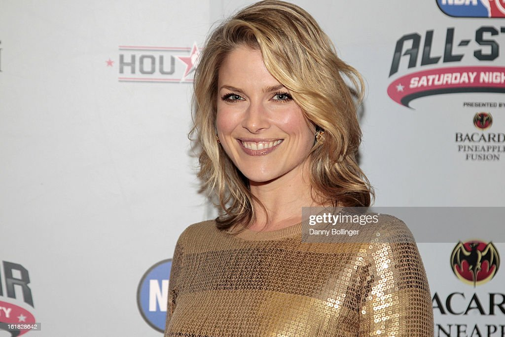 Ali Larter at the NBA on TNT All-Star Saturday Night Party, Presented by Bacardi Pineapple Fusion at House Of Blues on February 16, 2013 in Houston, Texas.