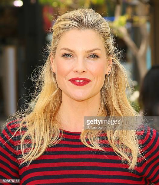 Ali Larter attends a2 Milk's Hello Bubbles Goodbye Troubles event on August 27 2016 in Glendale California