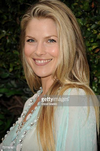 Ali Larter attends the Natural Resources Defense Council's Ocean Initiative Benefit Hosted By Chanel on June 4 2011 in Malibu California