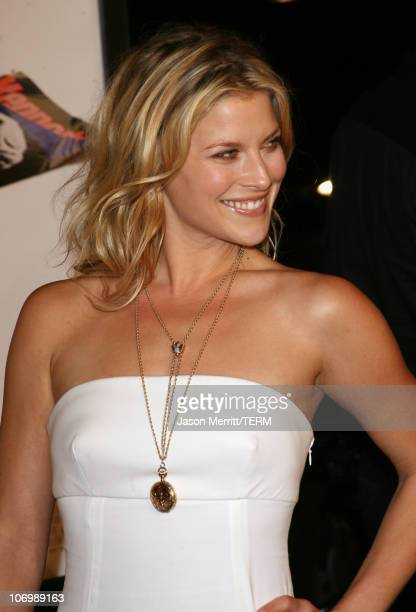 Ali Larter during AFI Fest 2006 Black Tie Opening Night Gala and US Premiere of Emilio Estevez's 'Bobby' Arrivals at Grauman's Chinese Theater in...