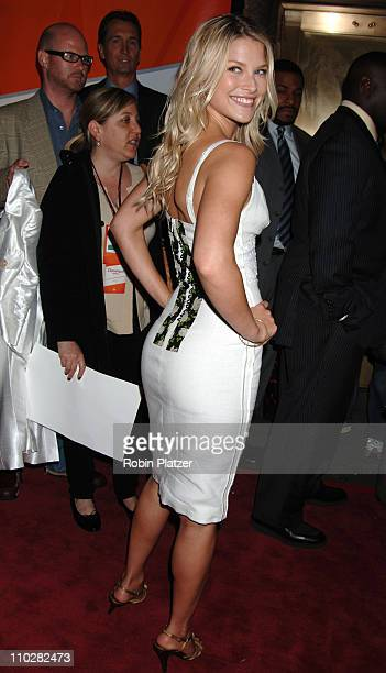 Ali Larter during NBC 20062007 Primetime Upfront at Radio City Music Hall in New York City New York United States