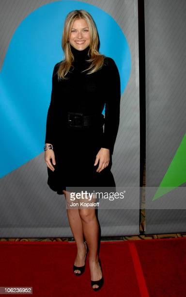 Ali Larter during NBC TCA Winter Press Tour AllStar Party at Ritz Carlton in Pasadena California United States