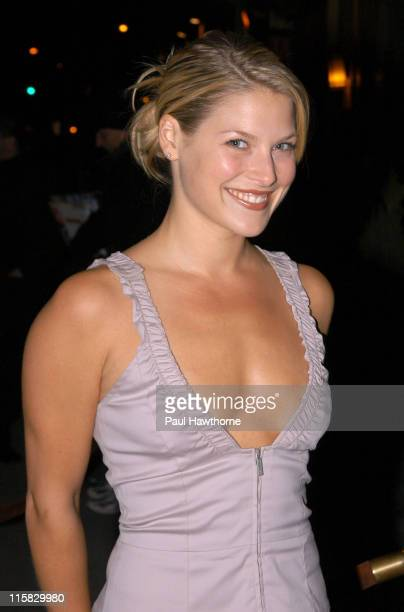 Ali Larter during Sugar Spice Step Up's Second Annual Holiday Benefit Hosted By Ali Larter and Karen Lauder New York at PM in New York City New York...